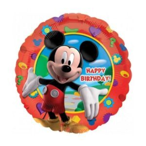 Фольгированный шарик Микки Маус