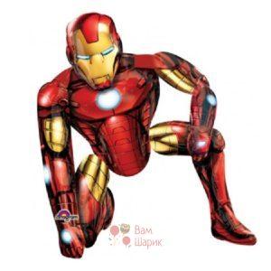 Ходячая фольгированная фигура Железный Человек