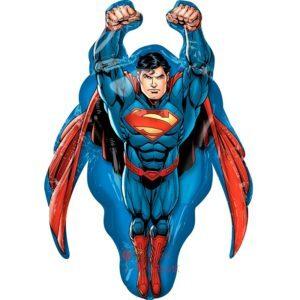 Фольгированная фигура Супермен
