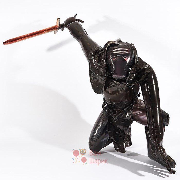 Ходячая фольгированная фигура Звездные войны Кайло Рен