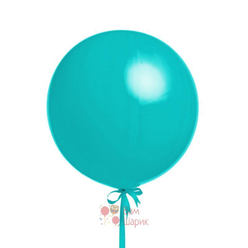 Большой мятный шар