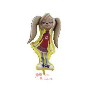 Фольгированная фигура Барбоскины Роза