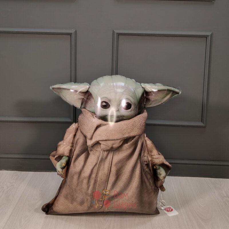 Ходячая фигура малыш Йода