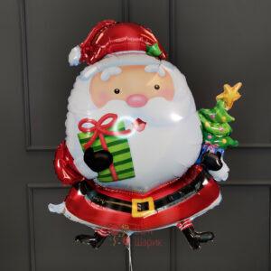 Фольгированная фигура Santa Claus