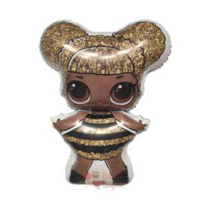 Фольгированная кукла ЛОЛ (LOL), Сияющая Королева