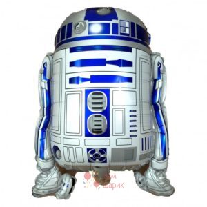 Ходячая фольгированная фигура Звездные Войны R2D2